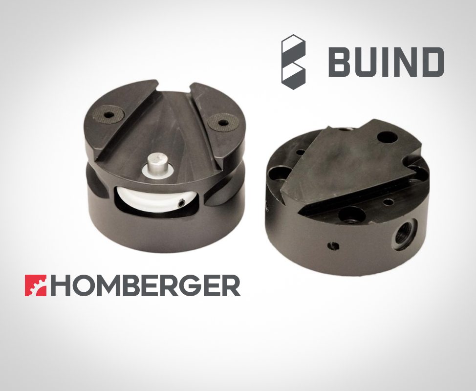 Homberger diventa distributore di Buind  per l'Italia