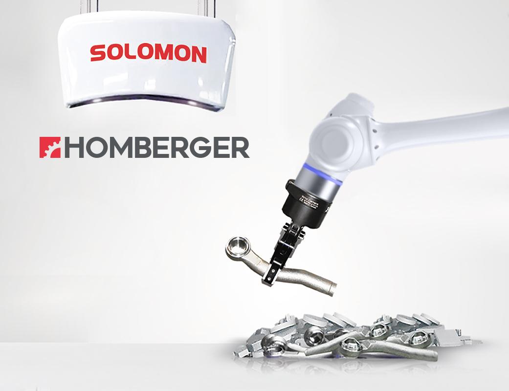 Homberger diventa distributore di Solomon  per l'Italia