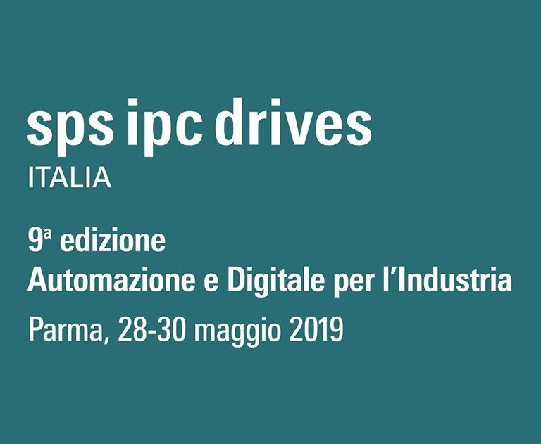 Homberger partecipa alla fiera SPS IPC Drives Italia 2019