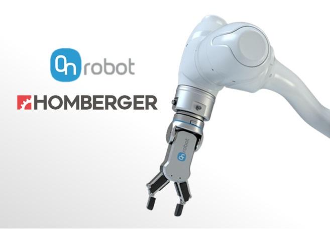 Homberger diventa distributore Onrobot per i cobot Doosan Robotics