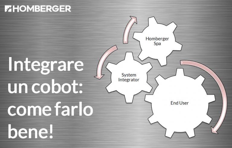 Integrare un cobot: come farlo bene!